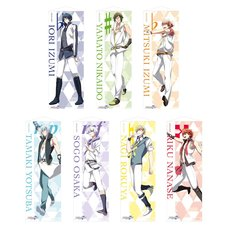 IDOLiSH 7 Mini Tapestry Collection