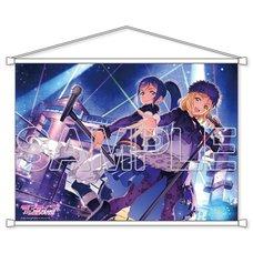 Love Live! Sunshine!! Aqours Kanan & Mari Vol. 2 B2-Size Tapestry