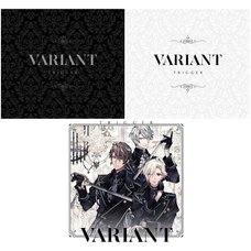 VARIANT | TRIGGER 2nd Album