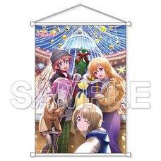 Love Live! Nijigasaki High School Idol Club QU4RTZ B2-Size Tapestry