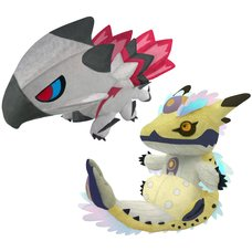 Monster Hunter Rise Plush Collection Vol. 6