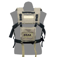 Resident Evil BSAA Harness & Belt