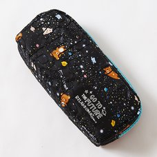 Rilakkuma in Space Galaxy Pouch