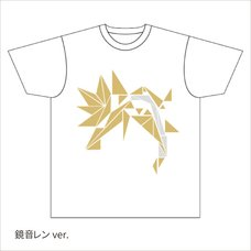Hatsune Miku Summer Festival Geometric Kagamine Len T-Shirt