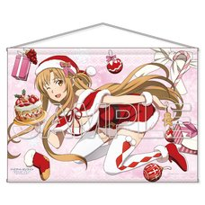 Sword Art Online: Alicization War of Underworld Asuna's Christmas B1-Size Double Suede Tapestry