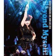 Azusa Tadokoro 2014 Beyond Myself! Solo Live Blu-ray
