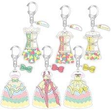 Love Live! Sunshine!! AZALEA 2nd LoveLive! ~Amazing Travel DNA Reboot~ Costume Charm Collection