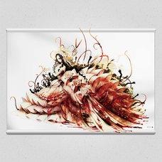 June Blood Tapestry