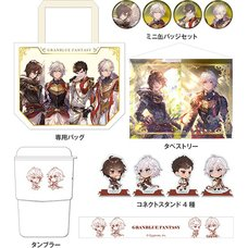 [Comic Market 97] Granblue Fantasy Archangel Collection Bag