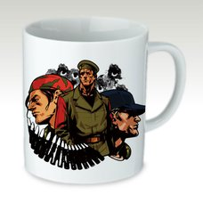 The King of Fighters '94: Rebout Brazil Team Mug