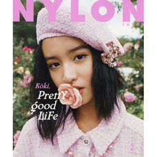 Nylon Japan February 2019