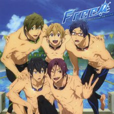 Free! TV Anime Official Fan Book