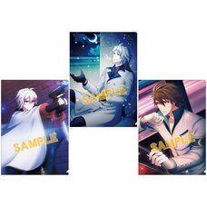 IDOLiSH 7 Crescent Rise Clear File Collection