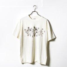 LOCUS Logo Pigment Dye T-Shirt
