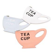 FLAPPER Tea Cup Clutch