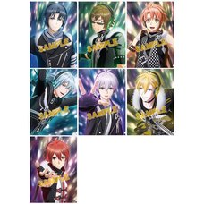 IDOLiSH 7 Mr. AFFECTiON Clear File Collection