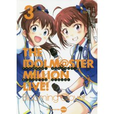 Idolm@ster Million Live! Blooming Clover Vol. 3 Special Edition w/ Original CD