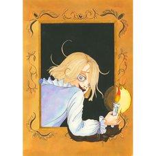 Kanako Inuki Fushigi no Tatari-chan Candle Reproduction Art Print