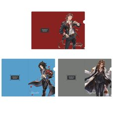 Granblue Fantasy AGF 2019 Clear File Set