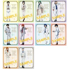 Yowamushi Pedal: Glory Line Present for You Clear File Set