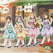 The Idolm@ster Million The@ter Wave 09: Fleuranges