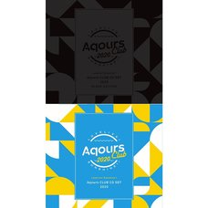 Love Live! Sunshine!! Aqours Club 2020 CD Set
