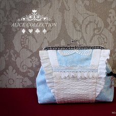 NO.S PROJECT Alice Pouch