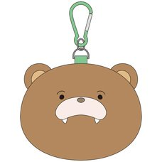 Love Live! Nijigasaki High School Idol Club 3rd Live! School Idol Festival ~Beginning of Our Dream~ Emma Verde Beary Verde Plush Pouch