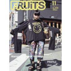 Fruits November 2016