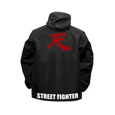 Street Fighter V Gouki Windbreaker Jacket