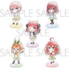 The Quintessential Quintuplets ∬ Mini Acrylic Stand