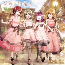Love Live! Nijigasaki High School Idol Club QU4RTZ 1st Single CD