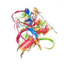Akihiro Kimura Emerald Dragon Tamlins Reproduction Art Print