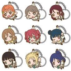Love Live! Sunshine!! Tsumamare Keychain Charm Collection Box Set