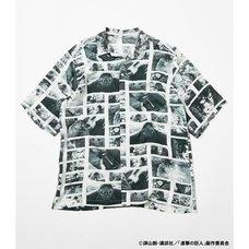 Attack on Titan R4G Photo Album Shirt