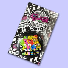 NUEZZZ Button Badge Set
