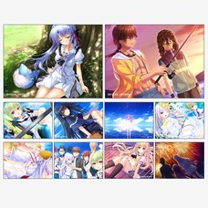 Summer Pockets Mini Art Board Collection