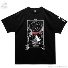 LISTEN FLAVOR Moon Tarot Big T-Shirt
