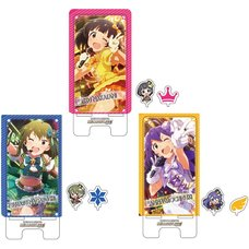 The Idolm@ster Million Live! Smartphone Stand Collection