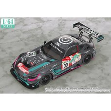 1/64 Scale Good Smile Hatsune Miku AMG 2017 SPA 24 Hours Finals Ver.