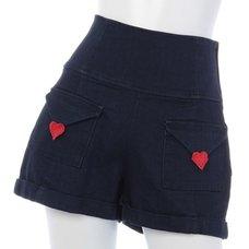 Swankiss Love Letter Shorts