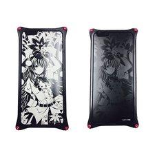 Touhou Project x GILD design Aya Shameimaru iPhone Case