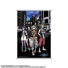 NEO: The World Ends with You Tapestry