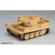 Nendoroid More: Girls und Panzer der Film Tiger I