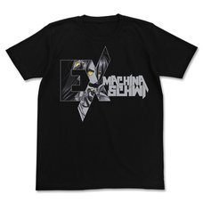 No Game No Life Zero Schwi Black T-Shirt