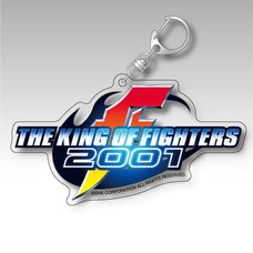 The King of Fighters 2001 Title Logo Acrylic Keychain