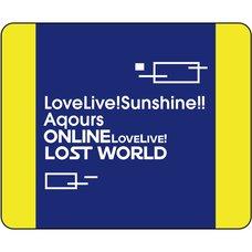Love Live! Sunshine!! Aqours ONLINE Love Live! ~LOST WORLD~ Wristband