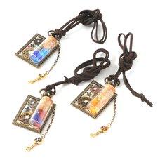 Magic Crystal Bottle Necklaces