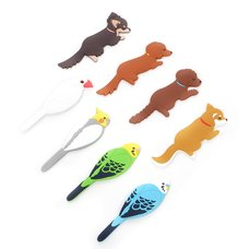 Animal Tail Series Magnet Hooks