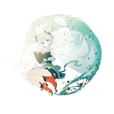 Hatsune Miku x Rella Acrylic Keychain: Matasaburo of the Wind